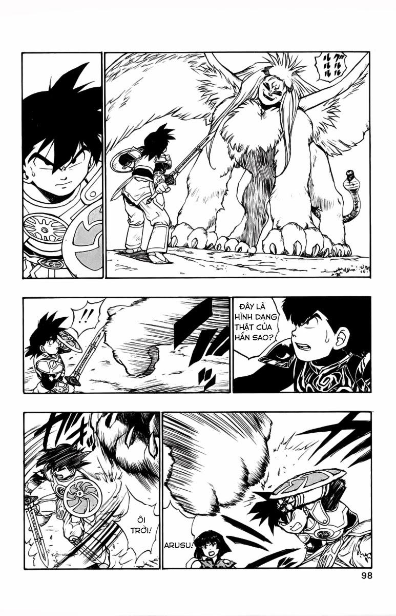 Dragon Quest: Emblem of Roto chap 32 trang 2