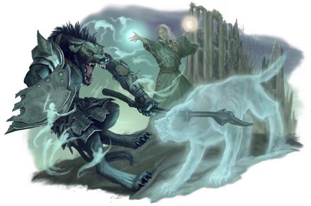 Las Escuelas de Magia de Dungeons & Dragons - Ilusión