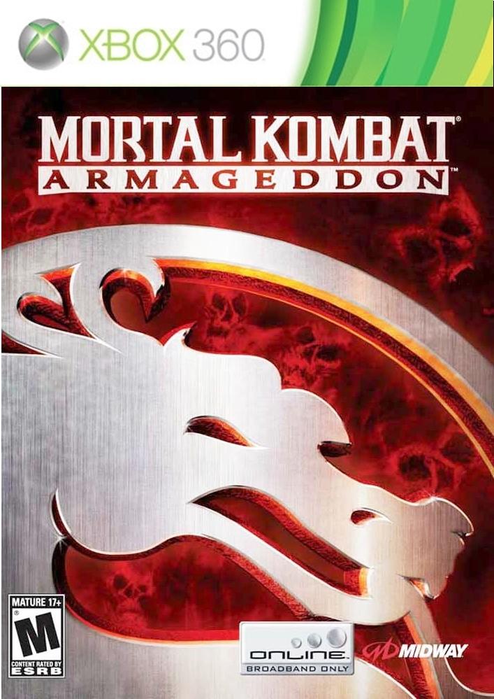 Ιѕσѕ 360: Mortal Kombat Armageddon XBox 360
