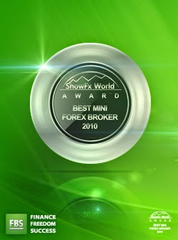 Broker Forex mini terbaik pada tahun 2010