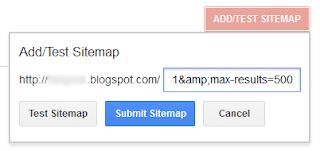 Sitemap dan Mesin Pencari
