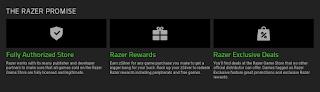 Razor Rewards and zSilver