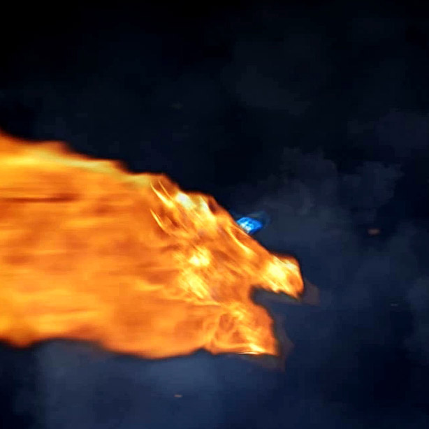 Dragon's Fury Wallpaper Engine