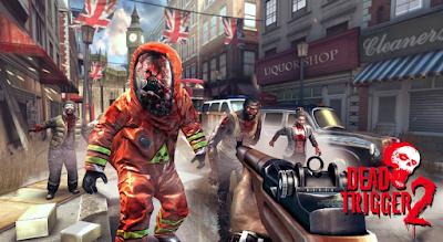 Download Game Dead Trigger 2 v1.1.1 Mod
