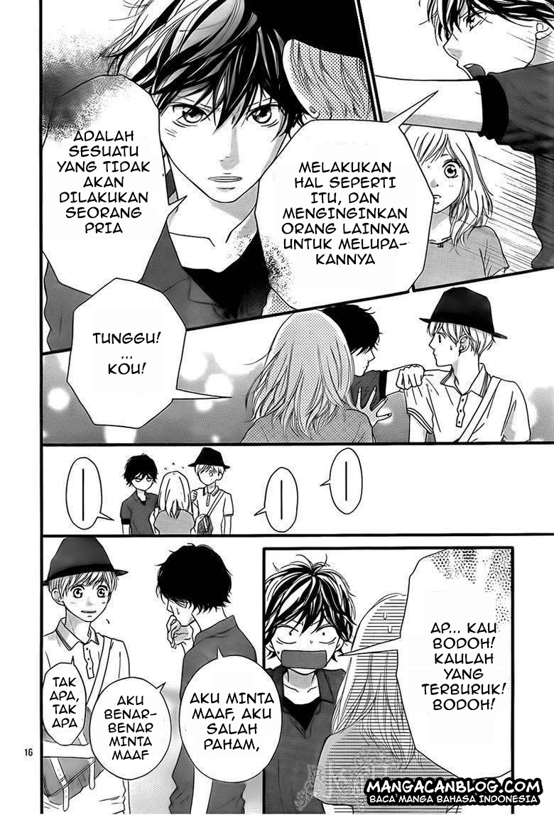 Ao Haru Ride Chapter 15-17