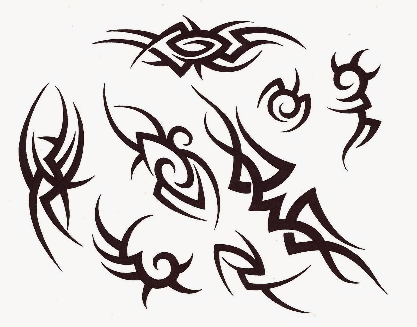 free tribal tattoo designs 83
