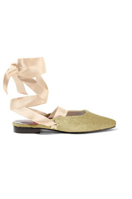 12 Best Holiday-Party-Ready Flats Being Comfortable