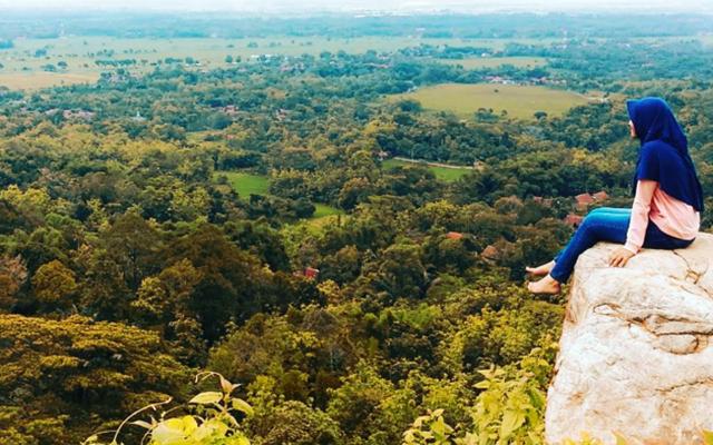 Foto Pemandangan Kuningan Jawa Barat