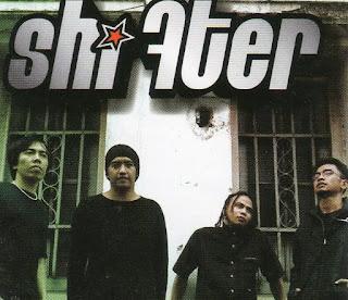 Lirik : Shifter - Kaulah Nafasku