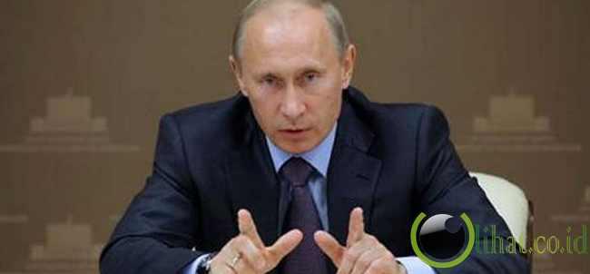 Rusia Dibilang Negeri Klepto