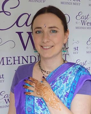 Keszthelyi Hajna hennafestő, aki eligazít a biztonságos és veszélyes fekete henna témakörében