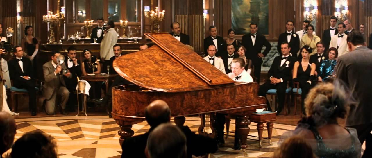 1900 efsanesi piyano