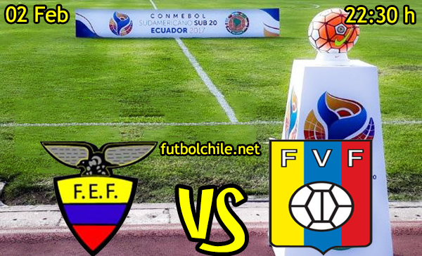 Ver stream hd youtube facebook movil android ios iphone table ipad windows mac linux resultado en vivo, online: Ecuador vs Venezuela