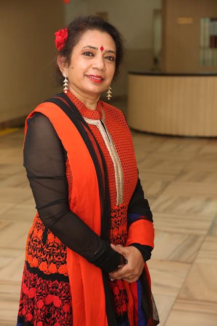Dr. Rekha Mehra, Kathak Exponent & Choreographer-