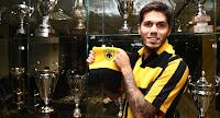 Σε απολογία κλήθηκε ο ποδοσφαιριστής της ΑΕΚ, Patrcio Rodrigues