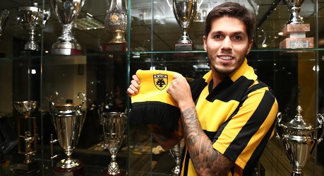 Οι πρώτες δηλώσεις του Πατίτο Ροντρίγκες ως ποδοσφαιριστής της ΑΕΚ