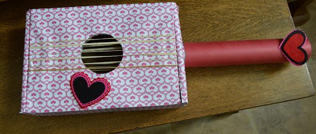 guitar box