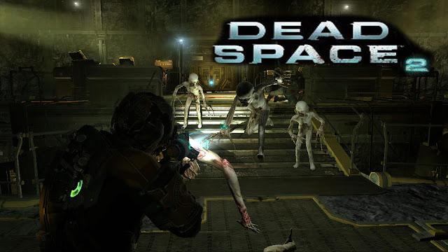 Top 5 horror games
