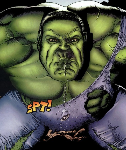 Galeria: Hulk -- Richard Corben