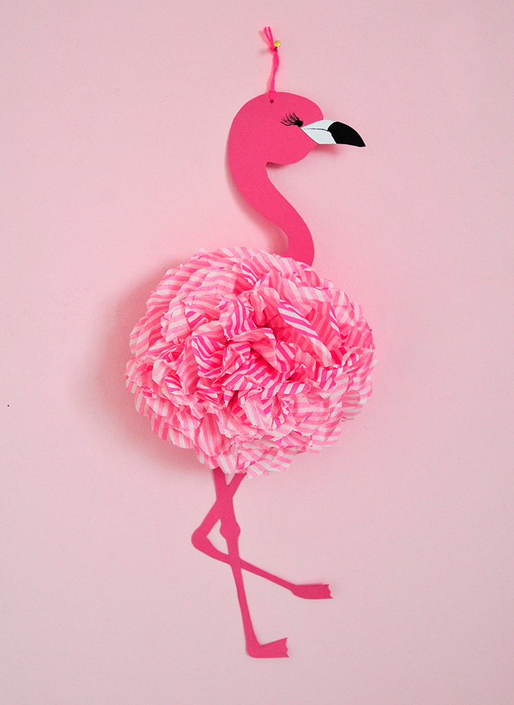 miss red fox 4 pink flamingo diys f rs m dchenzimmer. Black Bedroom Furniture Sets. Home Design Ideas
