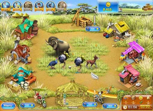 تحميل لعبة مزرعة الفراخ