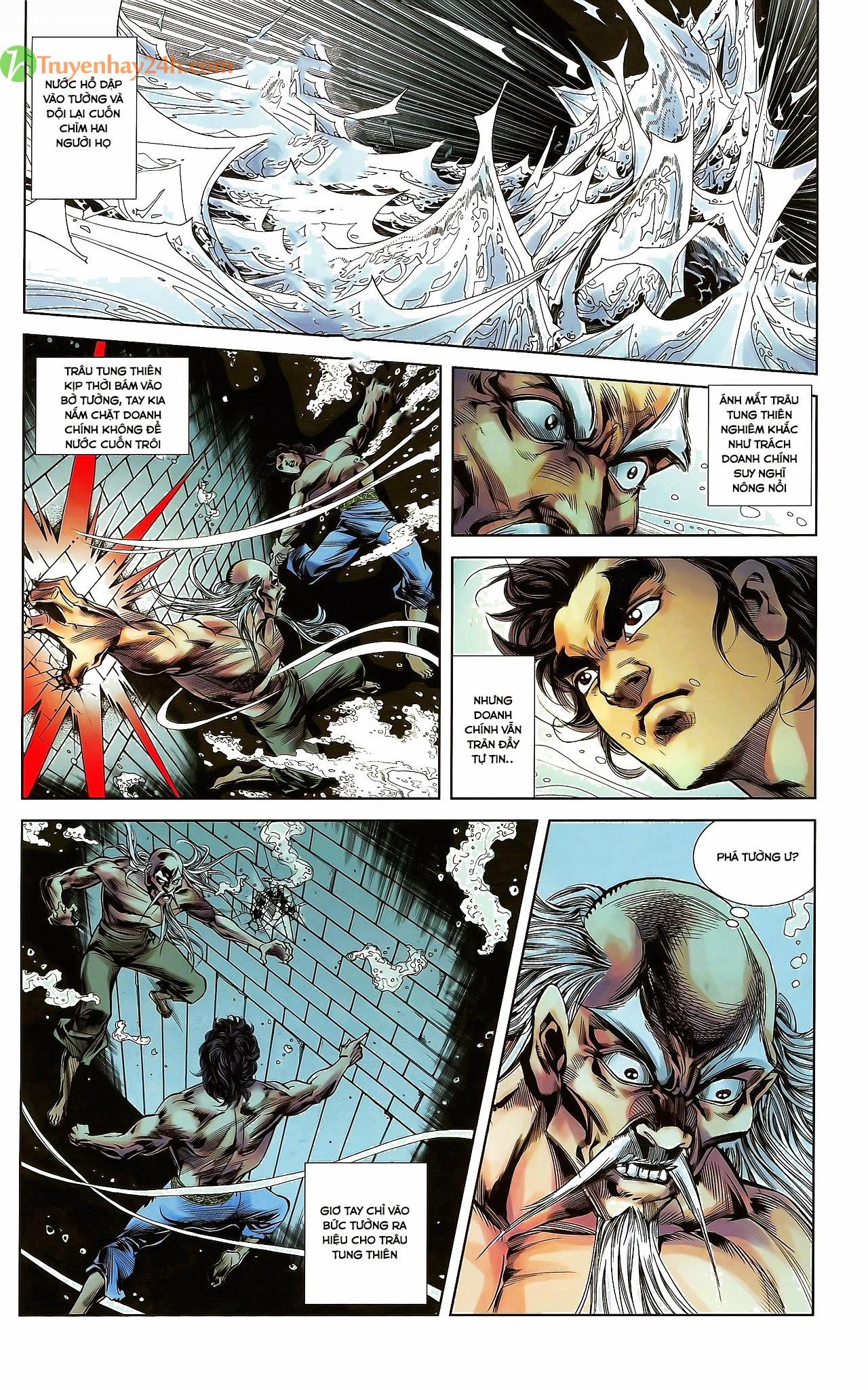 Tần Vương Doanh Chính chapter 31 trang 29