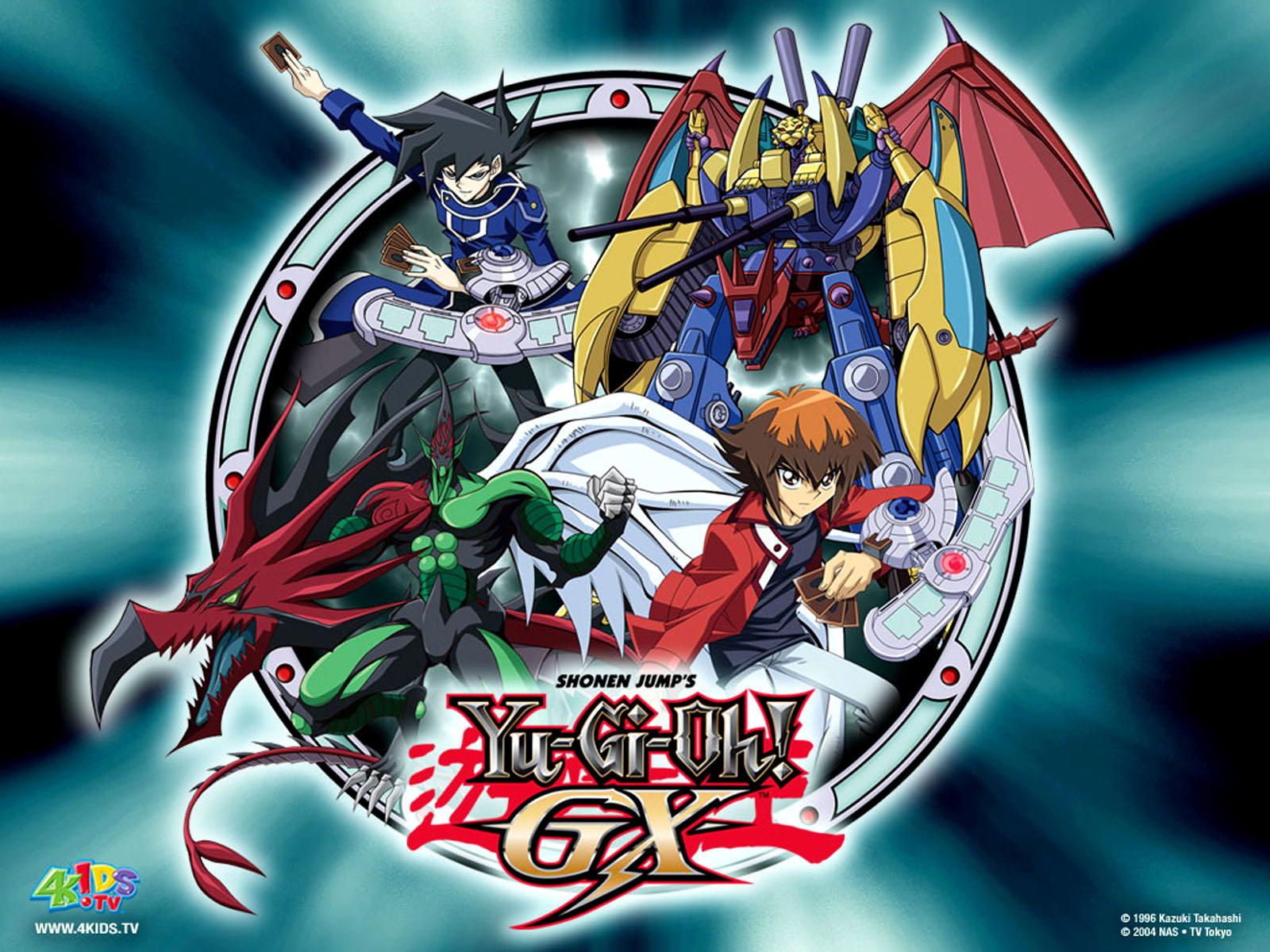 Central Wallpaper: Yu Gi Oh HD Anime Wallpapers