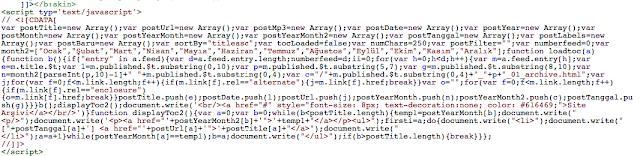blogger-arsiv-sayfasi-olusturma