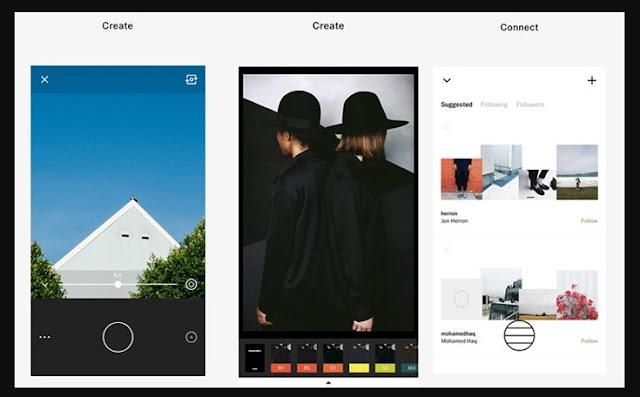 List Kumpulan Terbaik Aplikasi Edit Foto Untuk iPhone
