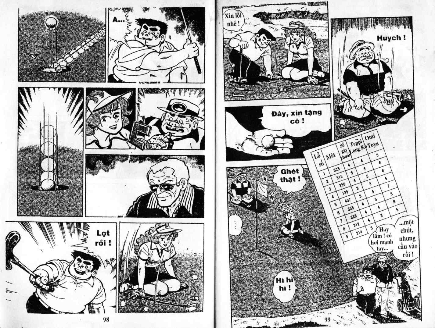 Ashita Tenki ni Naare chapter 1 trang 47