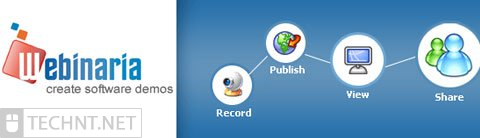 أفضل 5 برامج مجانية لتصوير الشاشة الكمبيوتر ( بديل كامتازيا ستوديو ) webinaria - التقنية نت - technt.net