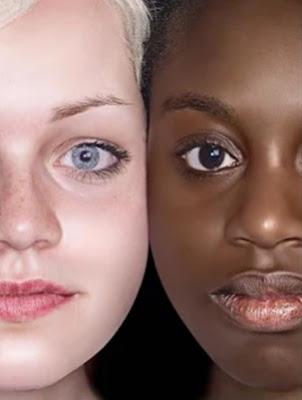 Jamais será a cor da pele que definirá se uma pessoa é bela ou feia. O que mostra a verdadeira beleza de alguém é a sua prova de bom-caratismo.