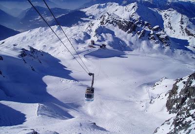 Estação de esqui de Verbier - França