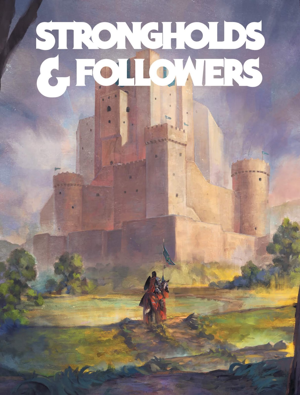 Review Mcdm S Strongholds And Followers For 5e Dungeons