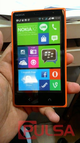 Sudah Tersedia, Ini Dia Harga Nokia X2 di Indonesia