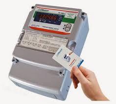Prepaid Electricity Billing Meter