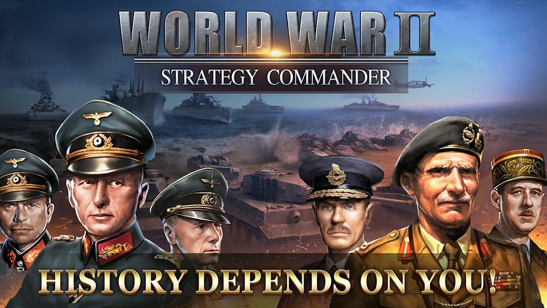 WW2: Strategy Commander Conquer Frontline (JOYNOWSTUDIO)