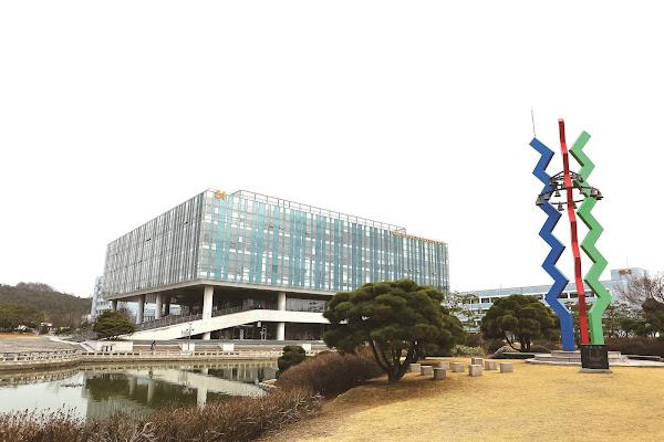 KAIST大學校園