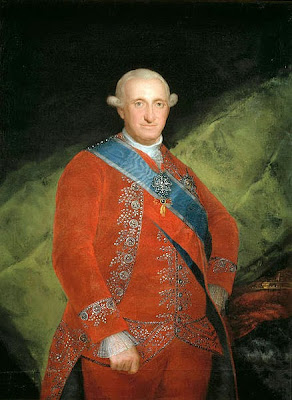 Charles IV by Francisco Goya, 1800