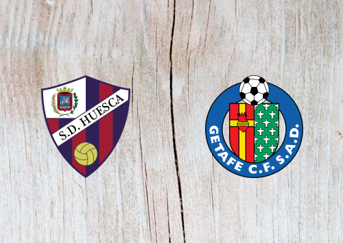 SD Huesca vs Getafe - Highlights 04 November 2018