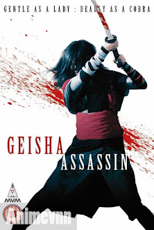 Geisha Assassin -  2008 Poster