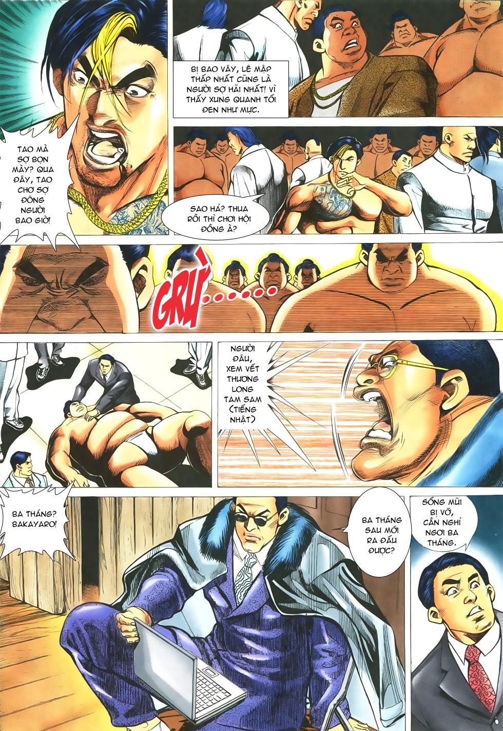 Người Trong Giang Hồ chapter 299 trang 19