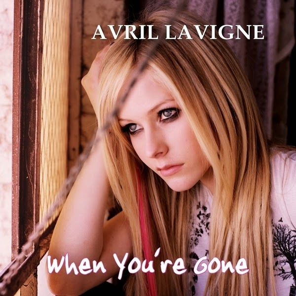 Easy Guitar Chords Love Song Avril Lavigne - When You're Gone