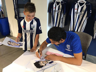 west bromwich fans rally for ahmed hijazi's signature