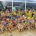 Un centenar de bañistas participa en el Torneo Social del Club Natación Barakaldo