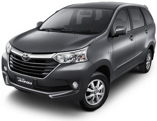 Grand New Avanza E Dan G Veloz 1.5 Harga Eksterior Toyota Type ...