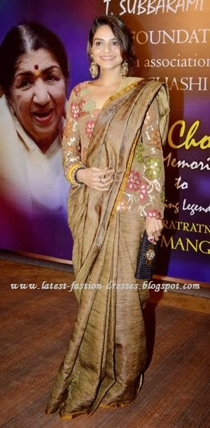BOLLYWOOD SAREE IN MADHUBALA