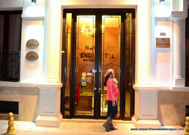 Nowy Efendi Hotel in Istanbul