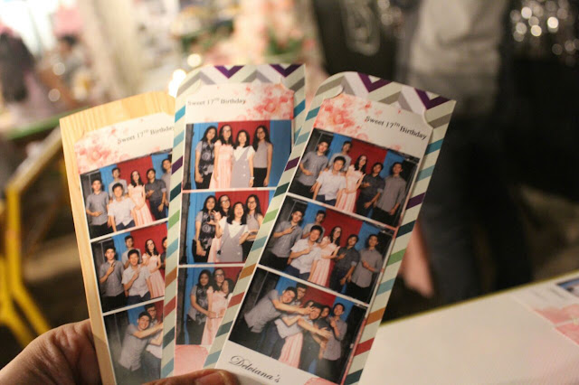 photo booth ultah