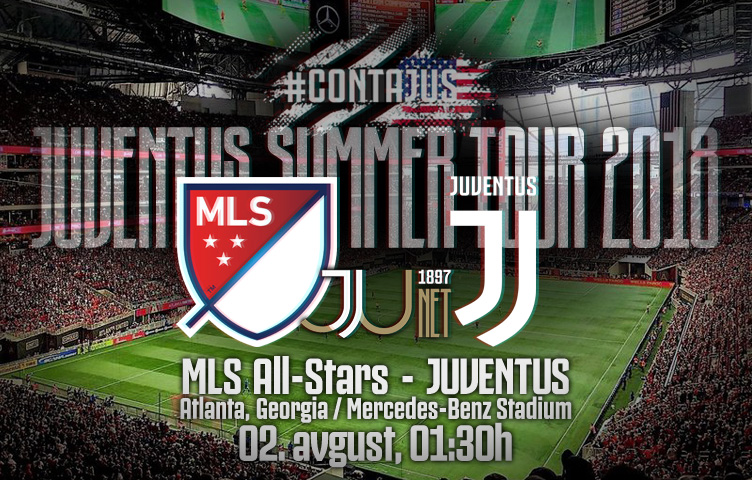 Prijateljska utakmica / MLS All-Stars - Juventus, četvrtak, 01:30h